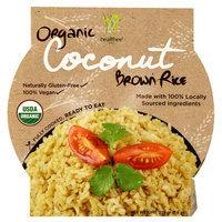 Healthee Organic Brown Rice Bowl Coconut -- 7.6 oz