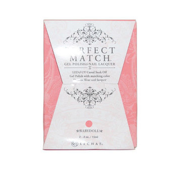 LeChat Perfect Match Exposed Collection Gel Polish + Nail Lacquer