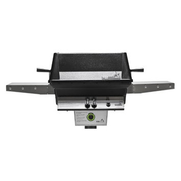 Aei Corporation Model T40 Head 40,000 Btu with 434 Sq. In. Cooking Surface - LP