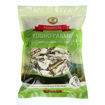 R.i.t. Co. Inc Yuguo Farms Dried Sliced Shiitake Mushrooms 100% Naturally Grown, NON-GMO, 14 oz bag, 10 Pack