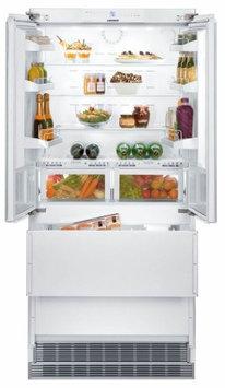 Liebherr HCB2062 36 Fully Integrated French Door Refrigerator