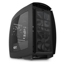 NZXT Manta Matte Black Mini-ITX Case