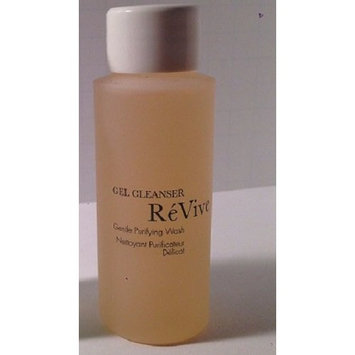 Revive Gel Cleanser Gentle Purifying Wash Travel Size 2 Oz