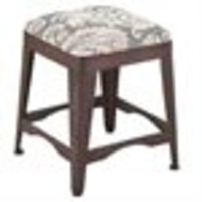 Zingz and Thingz Slate Oasis Stool in Brown