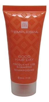 Temple Spa Good Hair Day Shampoo 16 each 1oz tubes. oz (Pack of 16)
