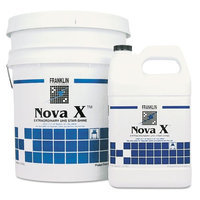 Franklin Cleaning Nova X Extraordinary UHS Star-Shine Liquid Floor Finish - 1 Gallon / 4 per Case
