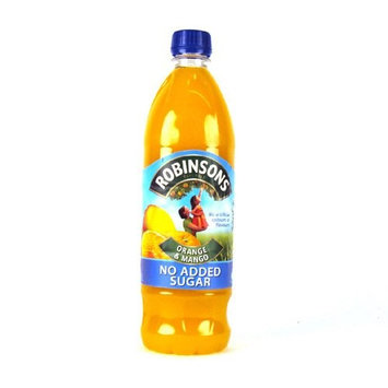 Robinsons Orange & Mango No Added Sugar 1 L