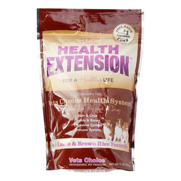 Mojetto HE HEALTH EXT LAMB & RICE 4LB