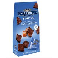 Ghirardelli Dark Sea Salt Caramel Minis Sub 4.6 oz.