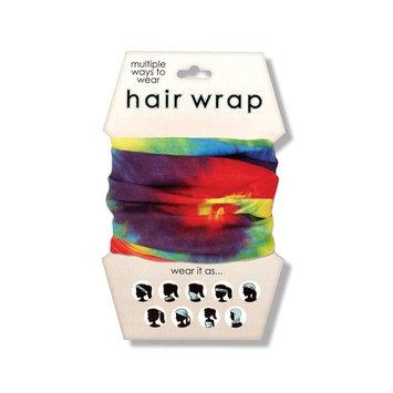Spoontiques Tie Dye Hair Wrap