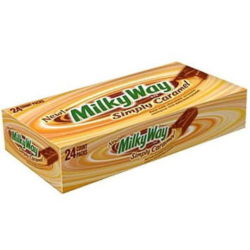 Milky Way Simply Caramel Single (24 ct.) (pack of 2)