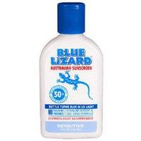 Blue Lizard Australian Sensative Sunscreen Lotion with SPF 30+ 5 oz. Bottle