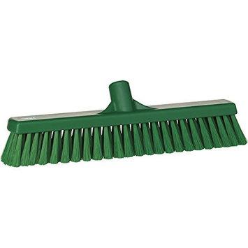 Vikan 31792 Fine Sweep Floor Broom Head, Polypropylene Block, 16-1/2
