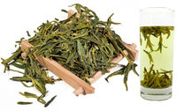 Chinese Tea Culture Dragon Well Green Tea - Xi Hu Long Jing Tea - Green Tea - Caffeinated - Tea - Loose Tea - Loose Leaf Tea - 2oz