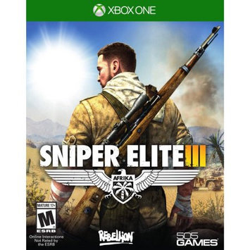 Games Xbox One - Sniper Elite V3 Collector's Edition