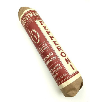 Foustman's Artisanal Pepperoni, Nitrate-Free, Naturally Cured [Pepperoni]