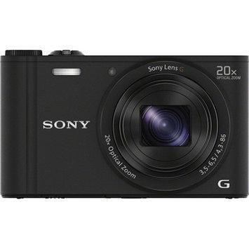 Sony Cyber-shot Dsc-wx350 Digital Camera - Black