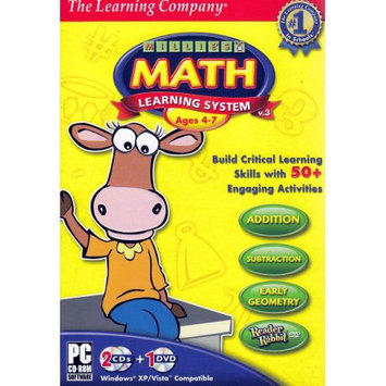 Encore Electronic Millie's Math Learning System V. 3 (Ages 4-7)