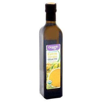 Great Value Organic Extra Virgin Olive Oil, 17 oz