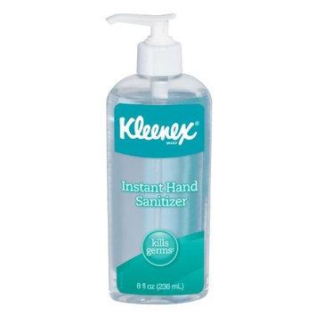 Kleenex 93060CT Instant Hand Sanitizer, 8 oz, Pump Bottle, Sweet Citrus (Case of 12)