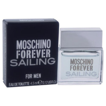 Moschino M-M-1320 0.12 oz Forever Sailing by Edt Splash for Men - Mini