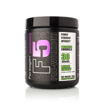 Forzagen BCAA + Glutamine Branched Chain Amino Acid Pre-Post-Intra Workout - Pink Lemonade