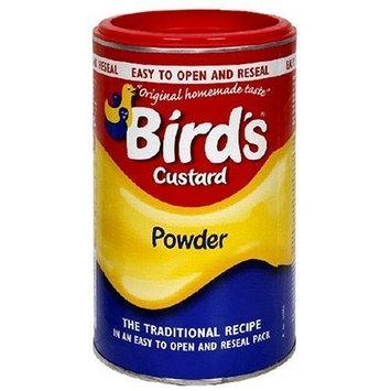Birds Custard Powder Double Size 600g