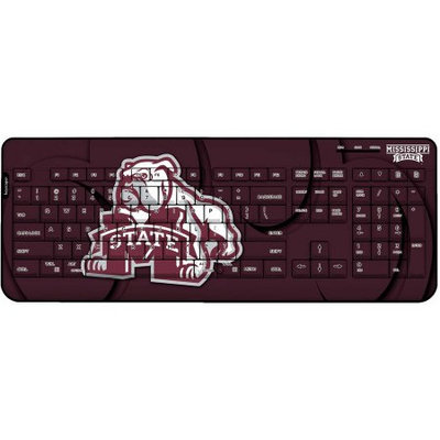Mississippi State Bulldogs USB Wireless Keyboard