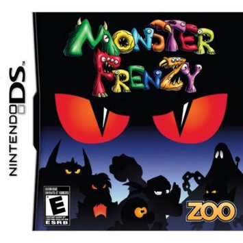 Zoo Games 802068102968 Monster Frenzy for Nintendo DS