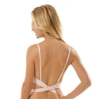 Jezebel® Women's Embrace Backless Convertible Extreme Plunge Push-Up Bra