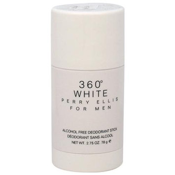 Perry Ellis 360 White Men's 2.75-ounce Alcohol Free Deodorant Stick