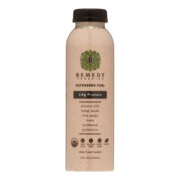 Remedy Organics, Superseed Fuel, 12 Fl Oz