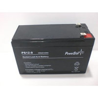 POWERSTAR Replacement Battery for APC BE500V 12V 9AH