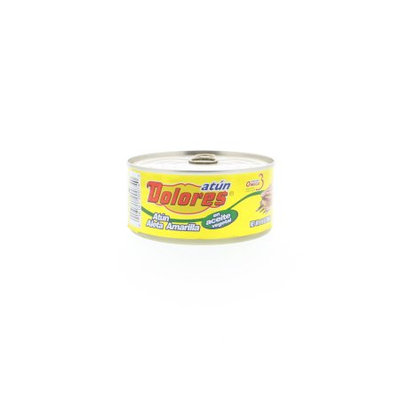 Dolores Tuna in vegetable oil - Atun en aceite vegetal 10 Oz (Pack of 12)