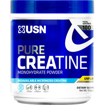 USN 8830006 Micronized Creatine 100 Servings