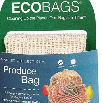 ECO-BAGS BAG,PRODUCE,NET SACK,PKGD, 12X15 IN CASE_10
