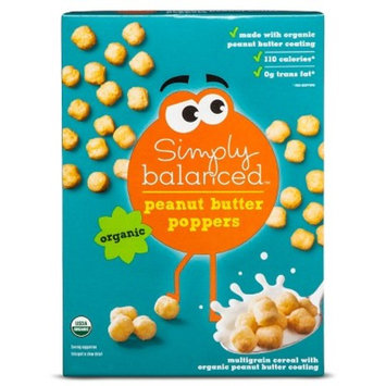 Peanut Butter Dots Breakfast Cereal - 10oz - Simply Balanced™