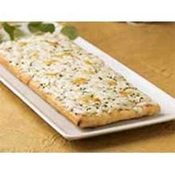 Tonys 51 Percent Whole Grain Cheesy Garlic Flatbread, 3 x 8 inch - 96 per case.