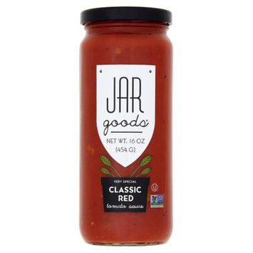 Jar Goods Llc Jar Goods, Sauce Red Tomato, 16 Oz (Pack Of 6)