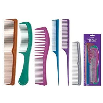 Diane Assorted Comb Kit 6 Pieces