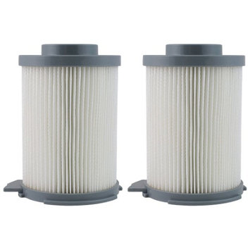 2 Pack Felji Bagless Canister Washable & Reusable Filter for Hoover WindTunnel Part