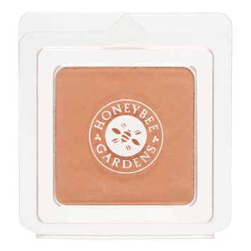 Honeybee Gardens Pressed Mineral Powder Foundation, Montego, 0.26 oz