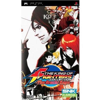 Svg Distribution King of Fighters Orochi Saga-Nla