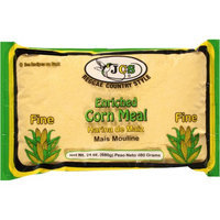 Jamaican Country Style Corn Meal Fine 24 Oz, Pack of 12
