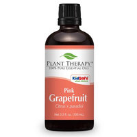 Grapefruit (Pink) Essential Oil. 100 ml (3.3 oz). 100% Pure, Undiluted, Therapeutic Grade.