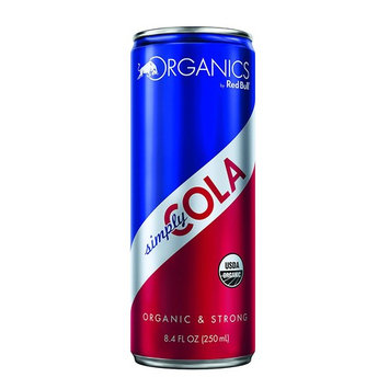 Organics by Red Bull, Simply Cola, Organic Soda, 4 Pack : Grocery & Gourmet Food