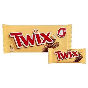 Twix 4 x 40g - Pack of 2