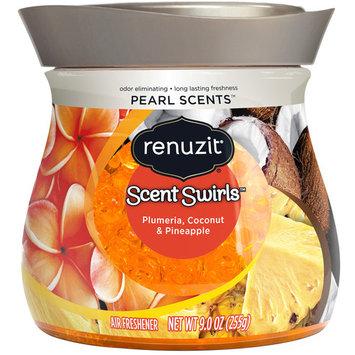 Renuzit ® Scent Swirlsu0026#8482; Plumeria, Coconut u0026 Pineapple Air Freshener 9 oz. Canister