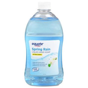 Equate Spring Rain Liquid Hand Soap Refill, 56 Oz