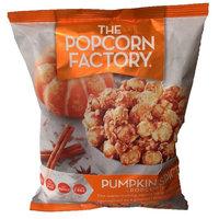 The Popcorn Factory Popcorn! Three Delicious Flavors! Sriracha! Pumpkin Spice! Cinnamon Sugar! Your Favorite Snack With A Twist! Delicious! (Pumpkin Spice)